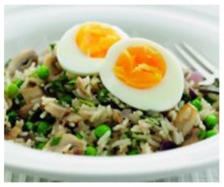 spiced egg pilau