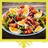 Ham & Egg Salad with Creamy Dressing