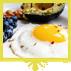 Coconut Oil Fried Eggs