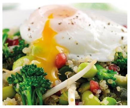 Superfood egg salad