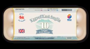 10 Large Eggs of East Anglia