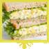 Egg Mayonnaise Sandwiches